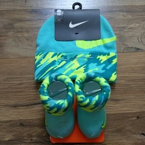 Nike Baby Hat and Bootie Set 0-6 month